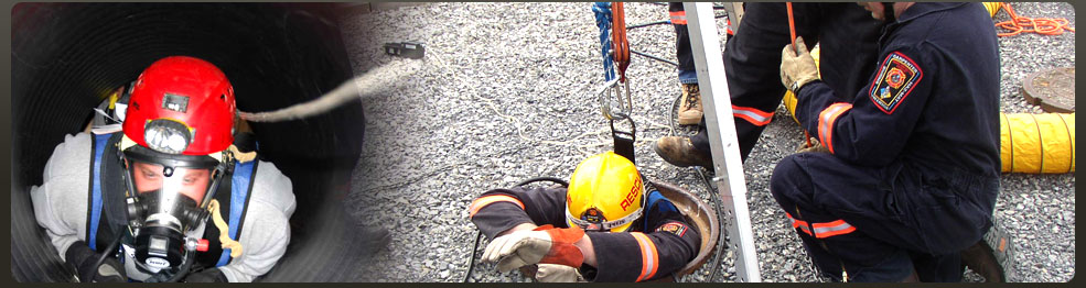 Confined Space Characteristics are discussed and analyzed.