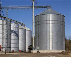 Grain storage bins supply significant Confined Space Hazards in the workplace.