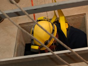 Confined Space Compliance can be attained by proper education and training.