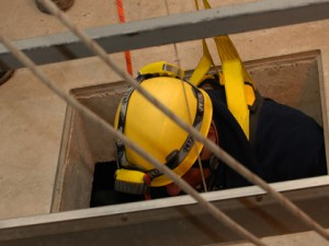 Confined Space Asphyxiation draws OSHA Investigation in California Casting plant.