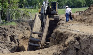 Trench collapse fatality sparks OSHA investigation in Pennsylvania.