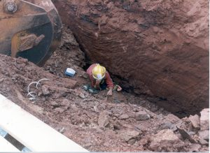 Fatal Trench Collapse claims life of employee and spawns $700,000 OSHA fine.