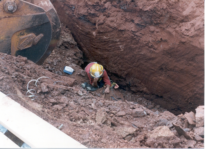 Fatal Trench Collapse And Repeat Violation Results In